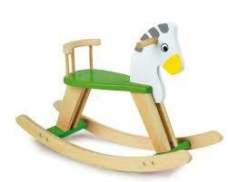 Resultado de imagen de caballitos de madera para niños