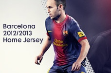 Barcelona Home Jersey 2012/2013