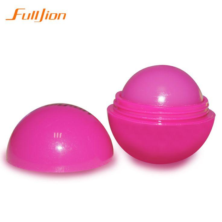 Nieuwe Make Ronde Snoep Kleur Hydraterende Lippenbalsem Natuurlijke Plantaardige Lipgloss Lippenstift Fruit Verfraaien Lip Voor Make up