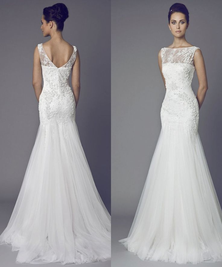 Tony Ward Wedding Dresses 2015 Collection. To see more: http://www.modwedding.com/2014/07/01/tony-ward-wedding-dresses-2015-collection/ #wedding #weddings #wedding_dress
