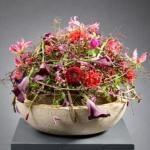 Valentin 2016 - Blütenreicher Strauß von Marcel Schulz, Deutschlands Meister-Florist 2014-2016