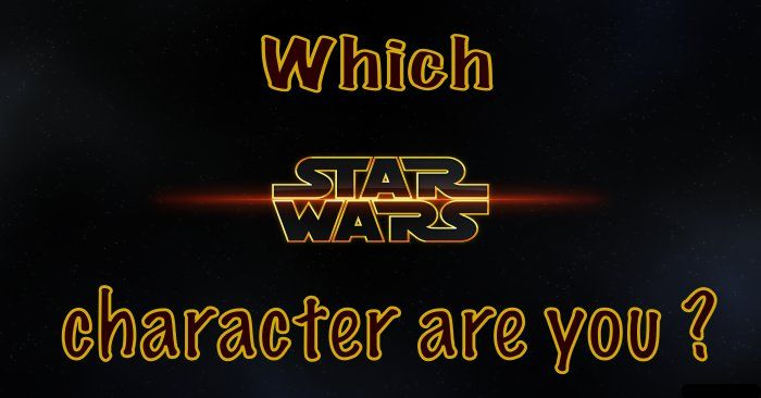 Which Star Wars character are you? - coolquiz.eu