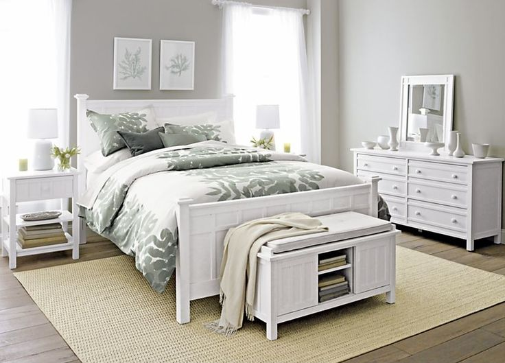 Pottery Barn Bedroom Set For The Home Pinterest