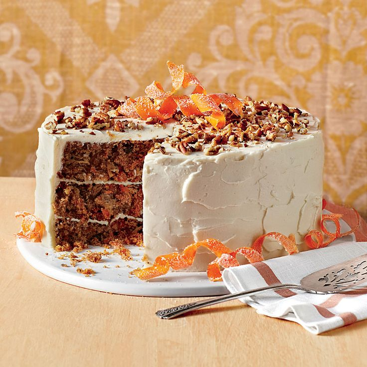 Tropical Carrot Cake Gretchen
