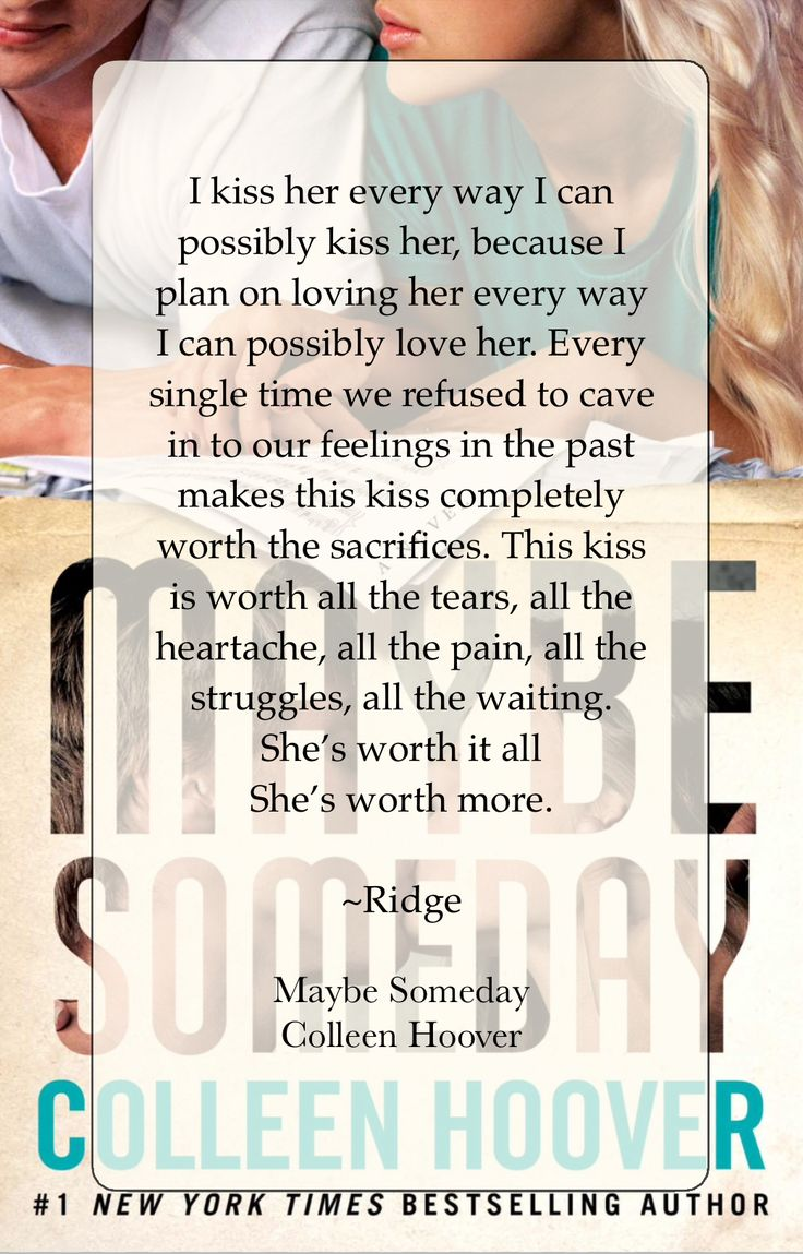 Maybe Someday Colleen Hoover Pdf