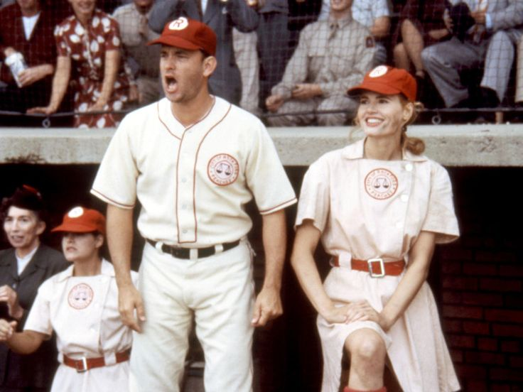 A League of Their Own The True Story Behind the Classic