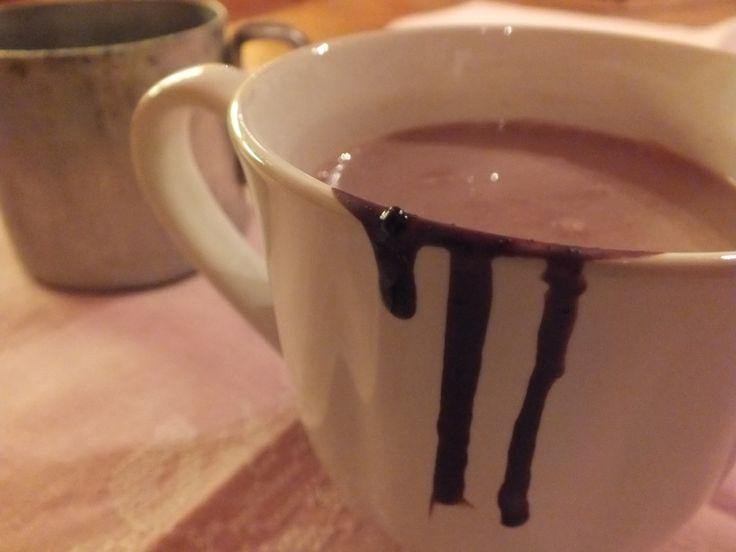 Csokiöntet
