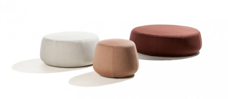 Flexible seating with Nomad by Monica Armani | Tribù