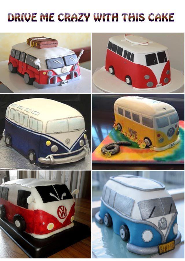 VW Cakes