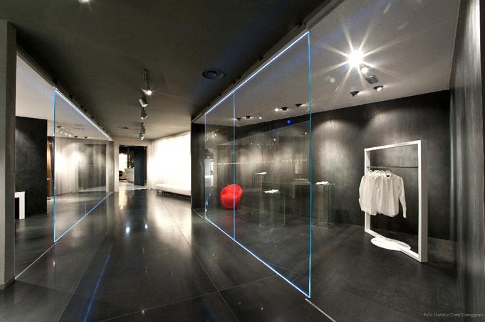 Showroom Iris Ceramica, Fiorano Modenese 2012
