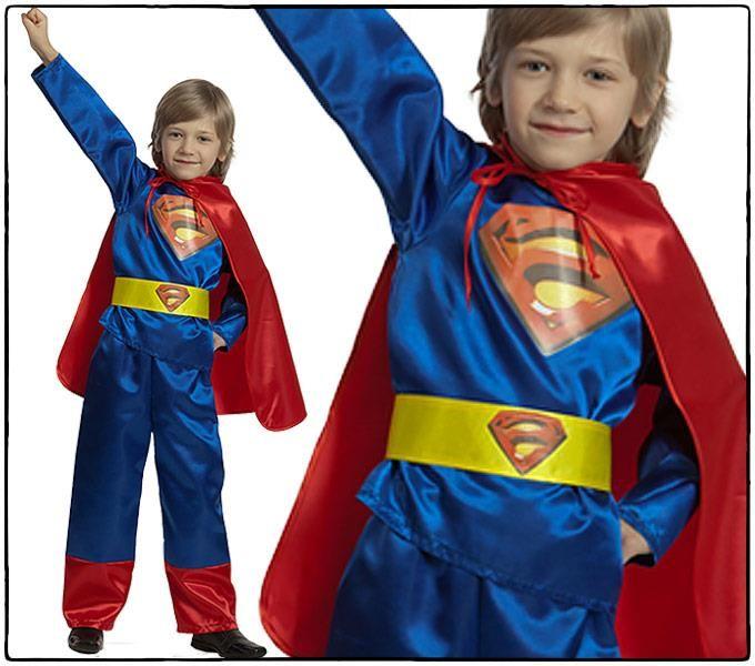 Супермен магазин костюм