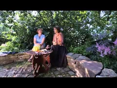 Частный сад Антонины Михайловой - YouTube