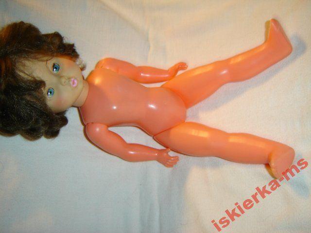 Stara włoska lalka RATTI - 43 cm