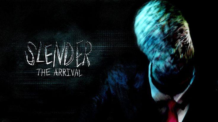 SHITYOURPANTSATHON 2017 - Slender The Arrival - Part 2 HD PS4 GAMEPLAY