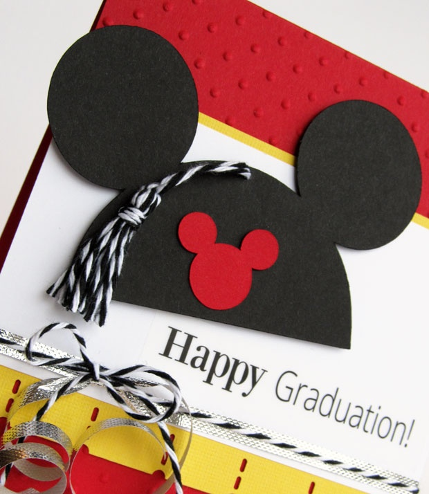 Crafty Girl Designs: A Disney Themed Graduation with SRM Stickers!
