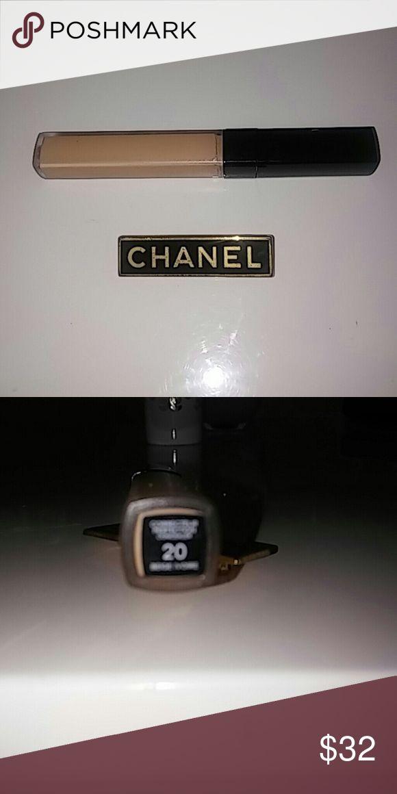 CHANEL CONCEALER N 20 beige ivoire CHANEL Makeup Concealer