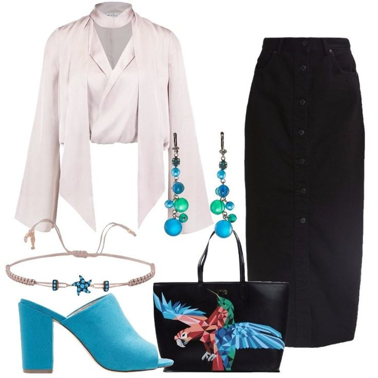 Outfit Mules mania