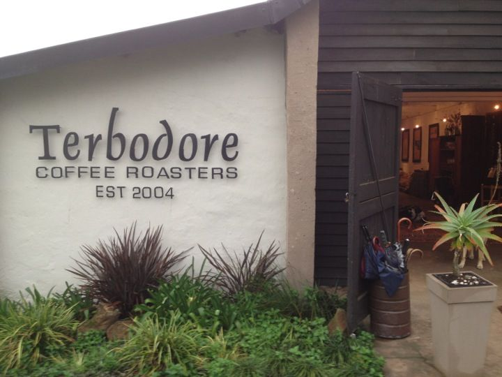 Terbodore Coffee - love this