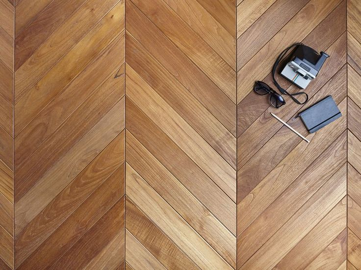 Паркет SOLID TEAK OIL FINISHED Коллекция Teak | Solid wood floor by DELBASSO PARQUET