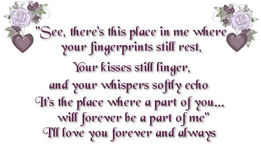 103 best my best friend my husband images on pinterest - Girly myspace quotes ...