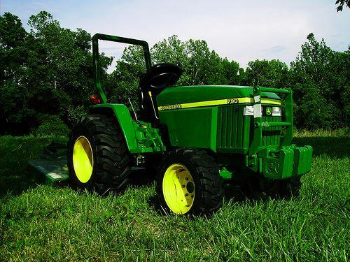 John Deere 790 Diesel