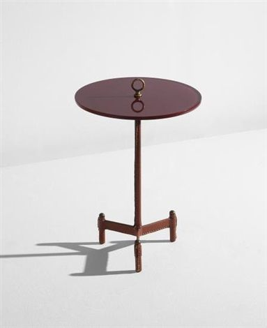Occasional table by Jacques Adnet