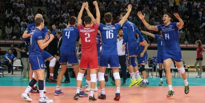 Volley - Euro (H) - Benjamin Toniutti: «La France ne lâche jamais rien»
