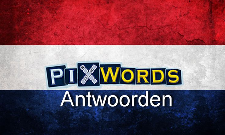 Pixwords Antwoorden http://antwoorden.pixwords.co.uk/