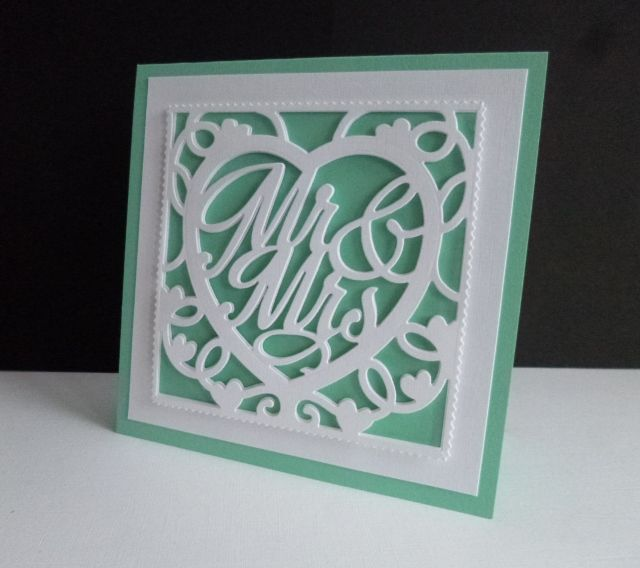CAS306 ~ Cabana Wedding by sistersandie - Cards and Paper Crafts at Splitcoaststampers