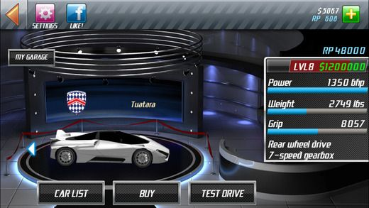 3 Best Drag Racing Games for iPhone: Build Your Dream Car and Be Top of The Leader Board...