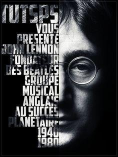 Un autre tutoriel sur TutsPS, dans ce tuto nous allons réaliser un effet de typo sur le portrait de John Lennon pour réaliser un super poster en sa mémoire en utilisant rien que Photoshop. Bienvenue dans ce nouveau tutoriel, dans ce dernier nous allons réaliser un magnifique portrait typographique de John Lennon le fondateur du