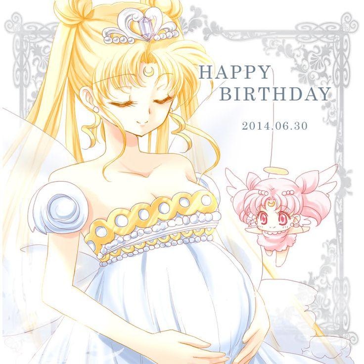 Sailor Moon et Sailor Chibuisa