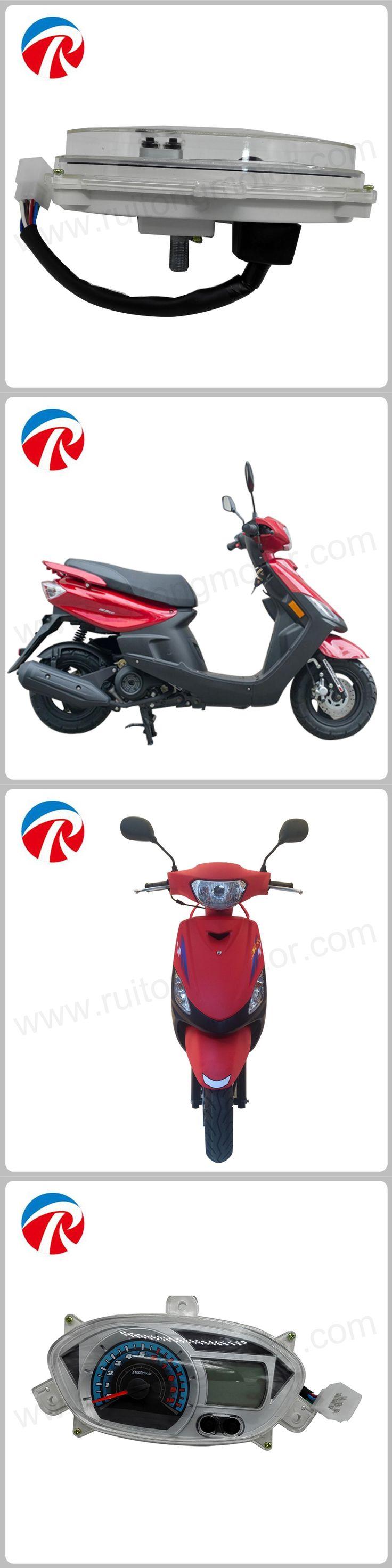 JOG 100cc Motorcycle LED Odometer Speed Meter Gauge