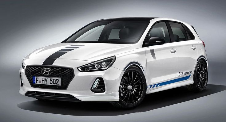 All-New Hyundai i30 Rendered As A 'Sport' Model
