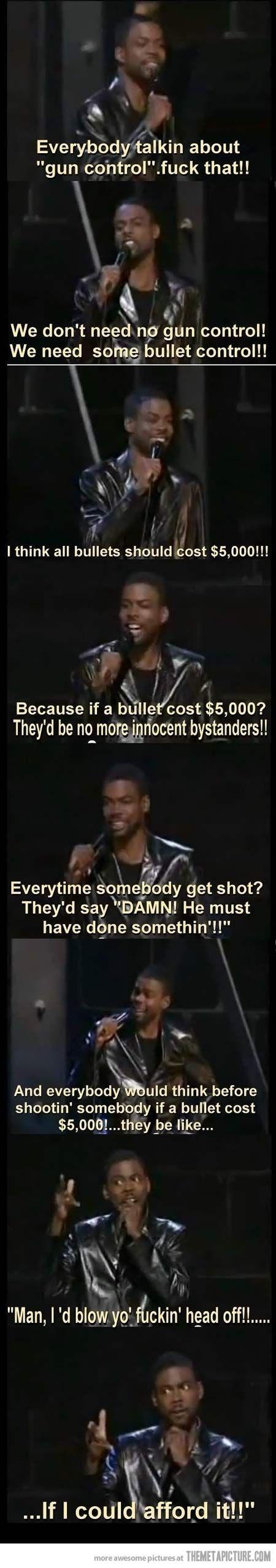 Gun Control…