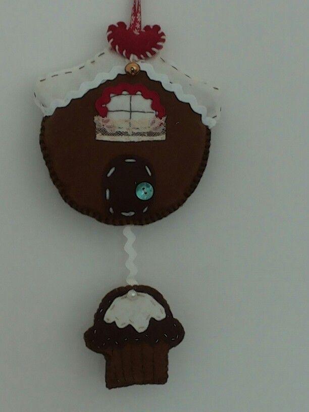 Casina cupcake