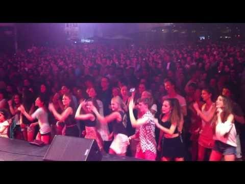 White night festival Melbourne - So Fire, Cayce - YouTube