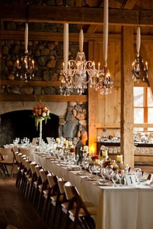 devils thumb ranch broad axe barn by wwwdenver weddingscom
