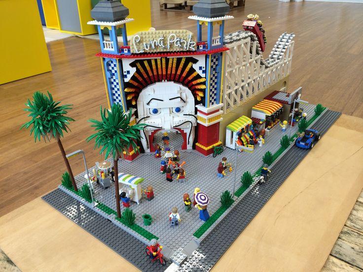 17 best Lego Carnival Rides images on Pinterest   Lego building ...