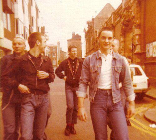 Skinheads - 70's