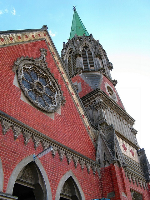 Former Congregational Church - Ballarat Victoria Australia. by Dean
