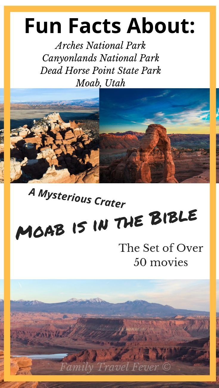 Fun Facts About Moab Dead Horse Point State Park Fun Facts
