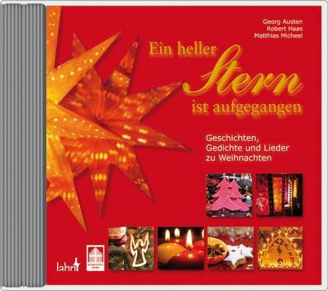 So gerade für Weihnachten gekauft: Audio Weihnachts - CD: Die CD zum großen Weihnachtsbuch - Ein heller Stern, Geschichten, Gedichte und Lieder zur Adventszeit