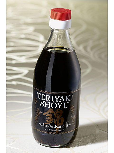 Sauce soja teriyaki 360 ml - Meilleur du Chef
