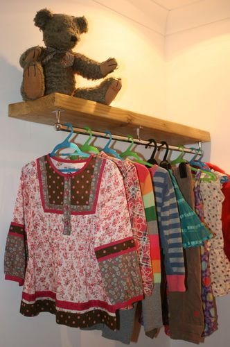 1000 Images About Diy Clothes Storage On Pinterest Kids