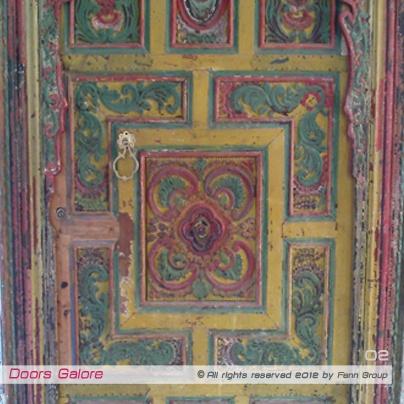 Doors Galore: Bey Palace, Constantine, Algeria