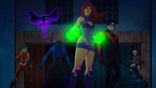 Teen Titans The Judas Contract Movie