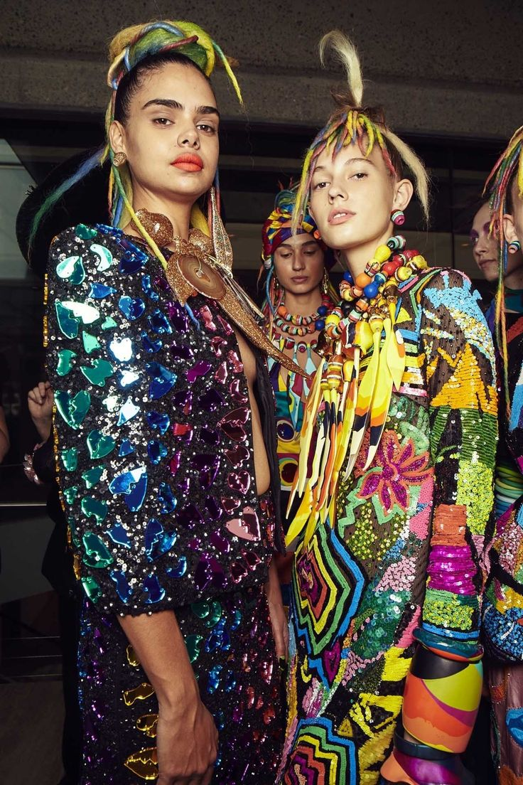 Backstage at MBFWA: the best images you haven't seen yet - Vogue Australia