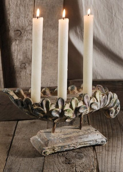 1000 images about baptism ideas on pinterest satin for Alternative candle holders