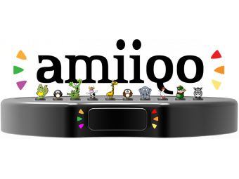 Amiiqo NFC Toy Emulator, Amiibo figures storage / backup